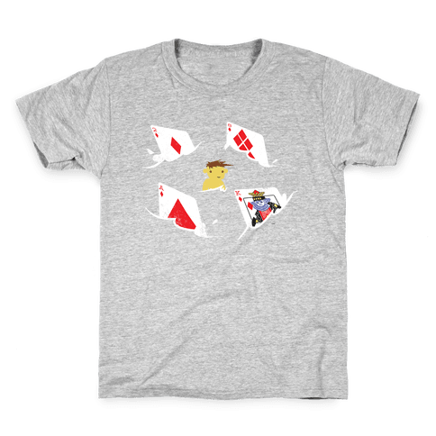 Card Sharks (Organic) Kids T-Shirt