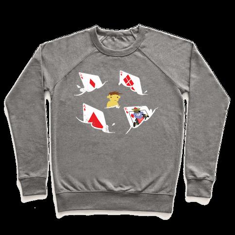 Card Sharks (Organic) Pullover