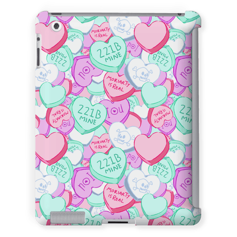 Sherlock Valentines Hearts