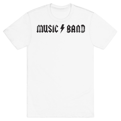 Music Band (Vintage) T-Shirt