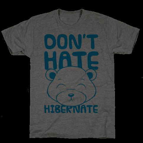 Don't Hate Hibernate