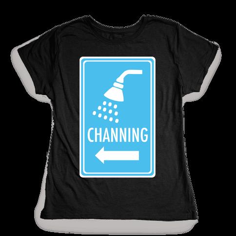 Channing Womens T-Shirt
