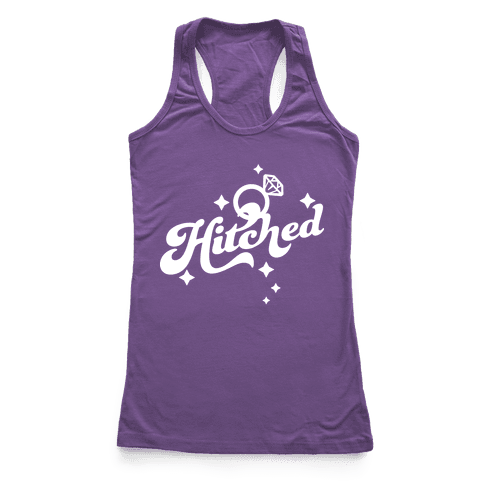 Hitched Racerback Tank Top