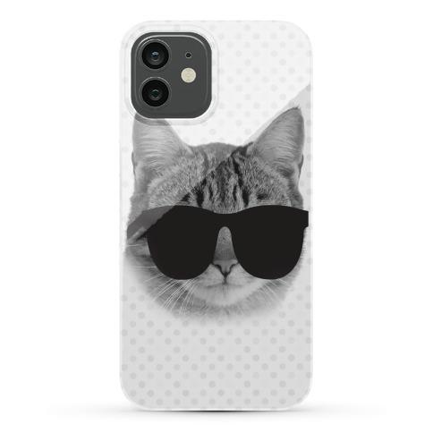 Cool Cat Phone Case