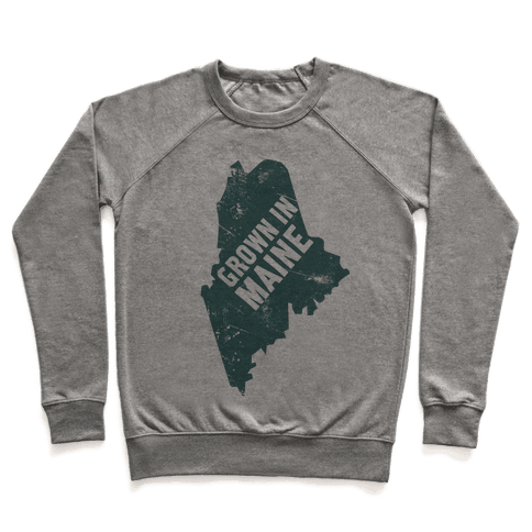 Grown In Maine Pullover