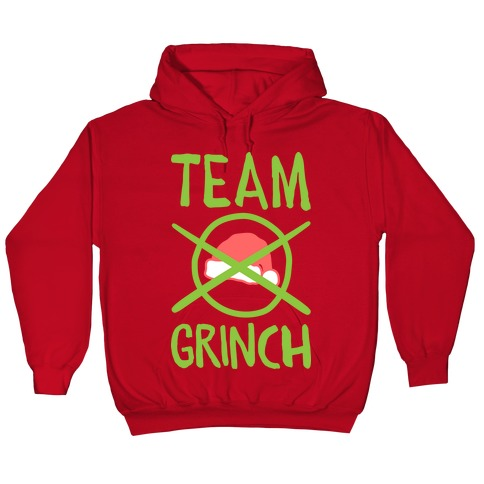 pullover grinch