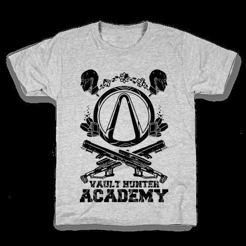 Vault Hunter Academy Kids T-Shirt
