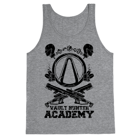 Vault Hunter Academy Tank Top