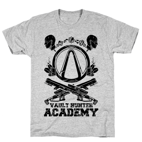 Vault Hunter Academy Mens T-Shirt