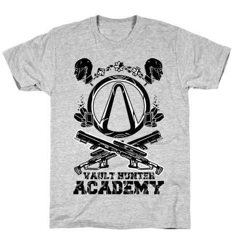 Vault Hunter Academy T-Shirt