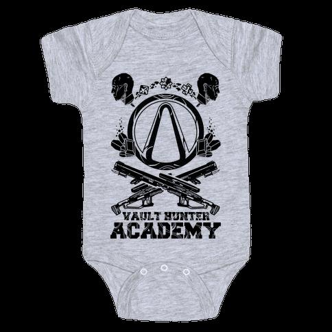 Vault Hunter Academy Baby Onesy