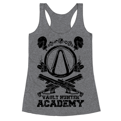 Vault Hunter Academy Racerback Tank Top