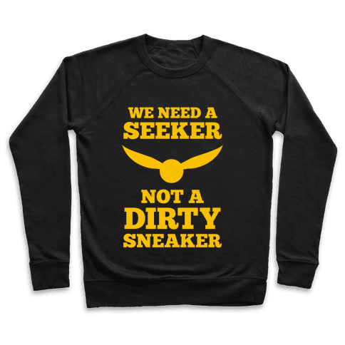 We Need a Seeker Pullover