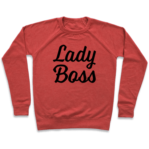 Lady Boss Pullover