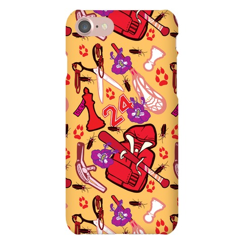 Team Stilinski Pattern Phone Case