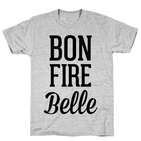 Bonfire Belle Mens T-Shirt