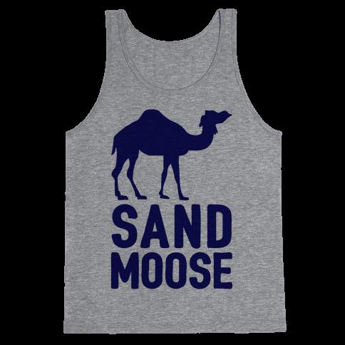 Sand Moose Tank Top