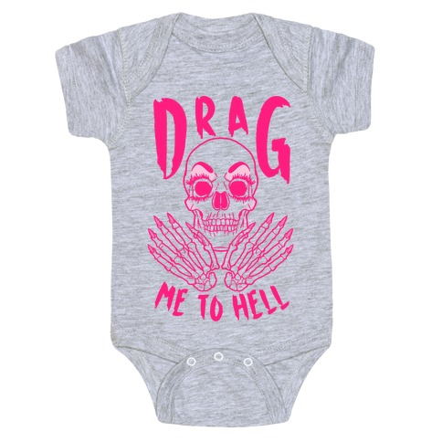 Drag Me To Hell Baby Onesy