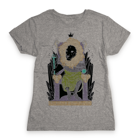 The Emperor Lion Womens T-Shirt