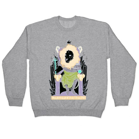 The Emperor Lion Pullover
