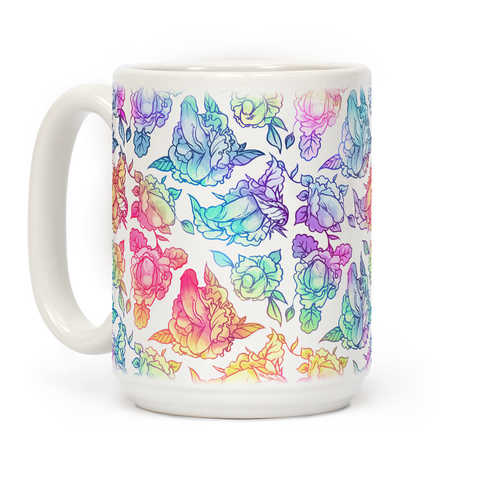 Floral Penis Rainbow