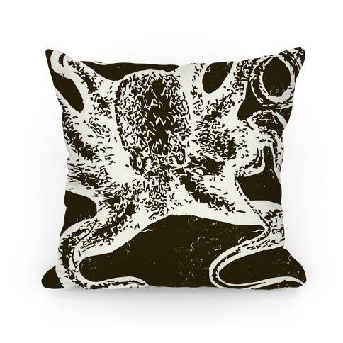 Vintage Octopus (Brown)