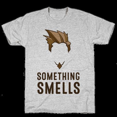 Something Smells Mens T-Shirt
