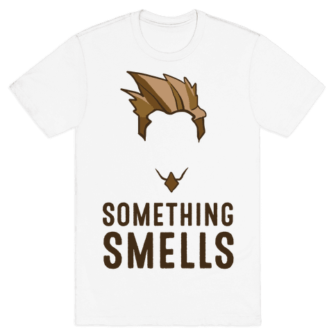 Something Smells Mens T-Shirt