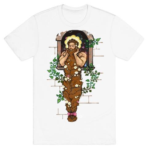 Bara Rapunzel Mens T-Shirt