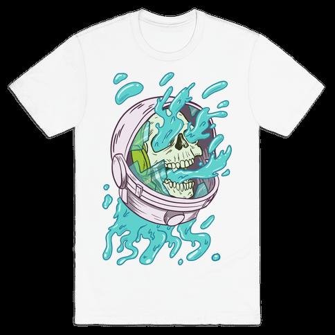 Barfstronaut Mens T-Shirt