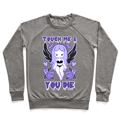 Diana: Touch Me & You Die Pullover