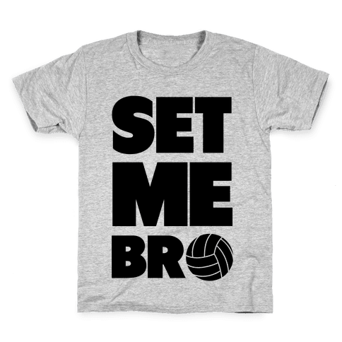 Set Me Bro Kids T-Shirt