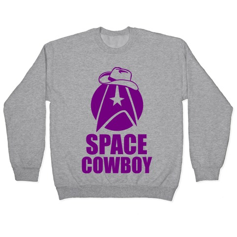 Space Cowboy Pullover