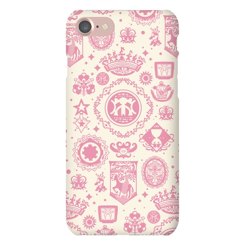 Madoka Magica Witches Kiss Phone Case