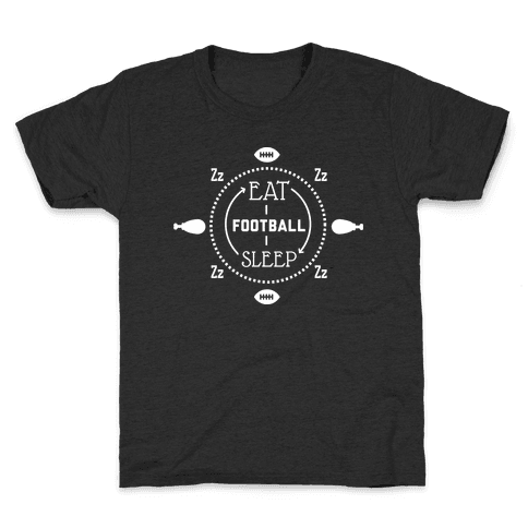 Thanksgiving cycle (dark) Kids T-Shirt