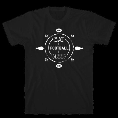 Thanksgiving cycle (dark) Mens T-Shirt