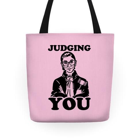 Judging You Tote