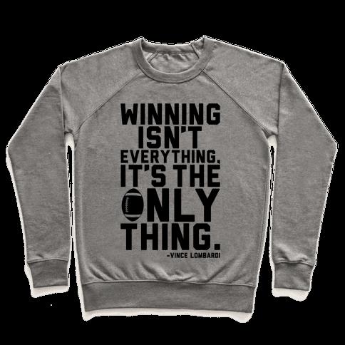 Winning Pullover