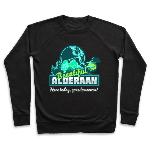 Beautiful Alderaan Vacation Pullover