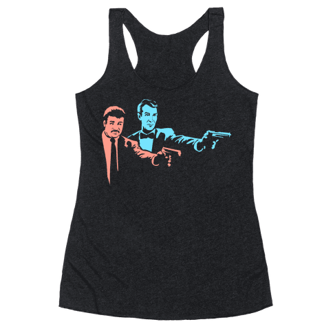 Pulp Science Racerback Tank Top