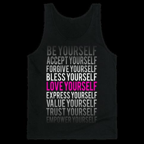 Love Yourself Tank Top