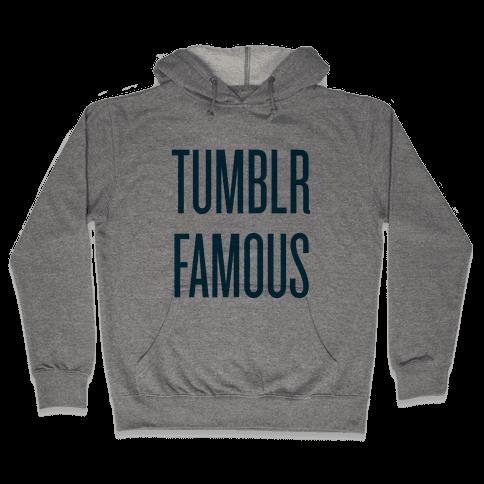 Tumblr Famous Hooded Sweatshirt