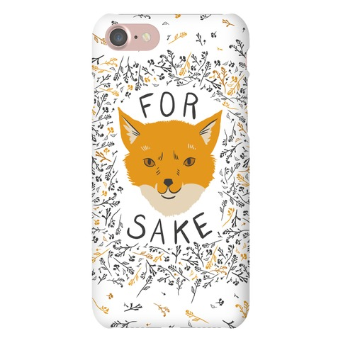 For Foxsakes Phone Case