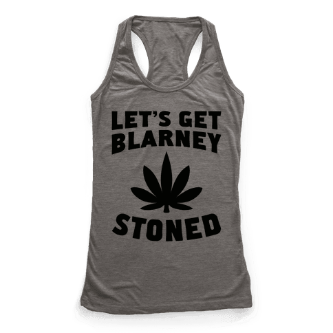 Let's Get Blarney Stoned