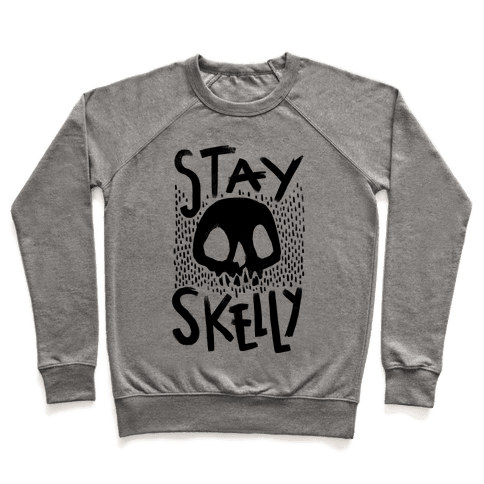 Stay Skelly Pullover