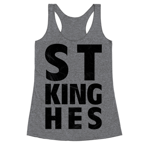 Best F***ing Bitches Racerback Tank Top