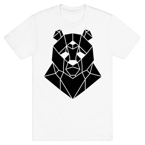 The Bear Sees All Mens T-Shirt