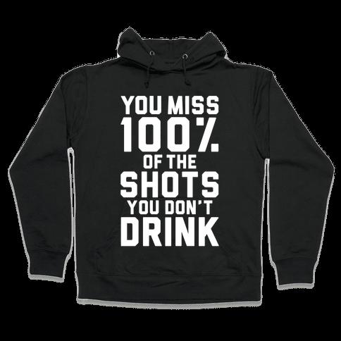 Shots Hooded Sweatshirt