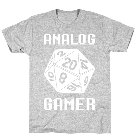Analog Gamer T-Shirt