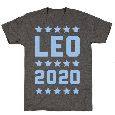 Vote Leo 2020 Parody T-Shirt